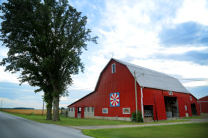 Drive the Barn Quilt Trail? Check! Complete your Hancock County Bucket List this summer with this and other great activities in Findlay and Hancock County! • VisitFindlay.com