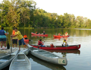 Canoe on the Blanchard? Check! Complete your Hancock County Bucket List this summer with this and other great activities in Findlay and Hancock County! • VisitFindlay.com