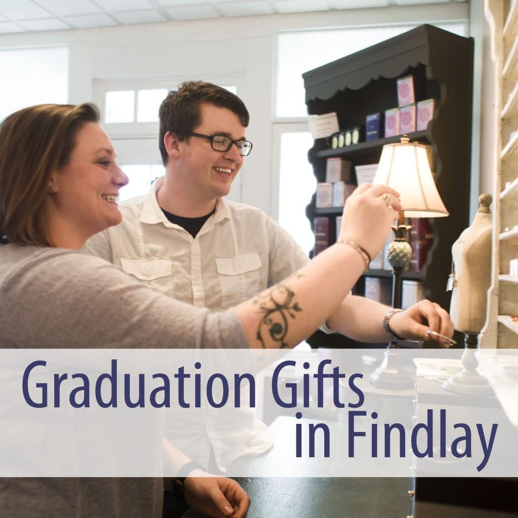 Celebrate your favorite Graduates with some of these graduation gifts! • VisitFindlay.com