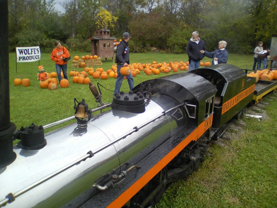 Enjoy Halloween in Hancock County at these great events and attrations! • VisitFindlay.com
